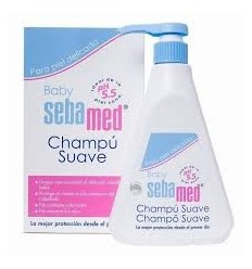 CHAMPÚ SUAVE BABY SEBAMED 500 ML