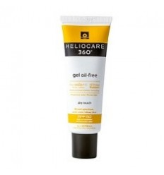 HELIOCARE 360º GEL OIL FREE 50+50ML