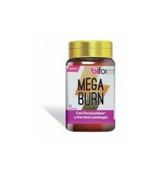 BIFORM MEGA BURN 60 CAPSULAS