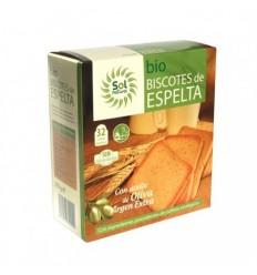 BISCOTES DE ESPELTA ARTESANOS 270GR SOL NAT