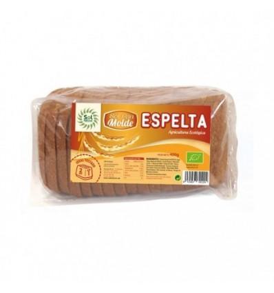 PAN TIERNO DE ESPELTA MOLDE 400GR SOL NAT