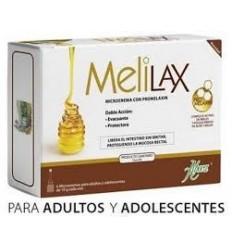 MELILAX 6 MICROENEMAS ABOCA