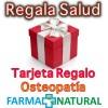 Tarjeta Regalo Osteopatía