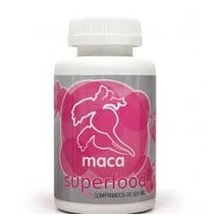 MACA ANDINA 500 MG 120 COMP ENERGY FRUITS