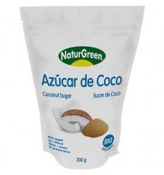 NATURGREEN AZUCAR DE COCO 300 GR