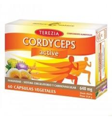 CORDYCEPS ACTIVE 60 CAP TEREZIA
