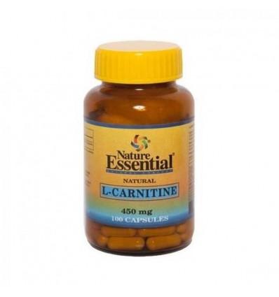L-CARNITINA 450 GR 50 CAP NE