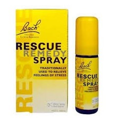 BACH RESCUE SPRAY 20 ML