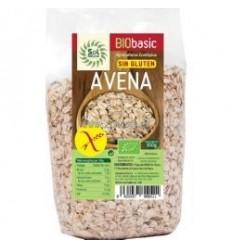 COPOS DE AVENA FINOS SIN GLUTEN 500 GR SOL NATURAL