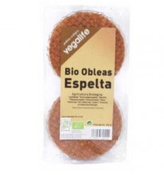 BIO OBLEAS ESPELTA 175 GR VEGALIFE