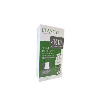ELANCYL SLIM DESING VIENTRE PLANO DUPLO -40% SEGUNDA UNIDAD