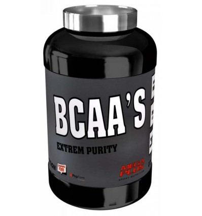 BCAAS 300 MG EXTRA PURITY FRESA MEGA PLUS
