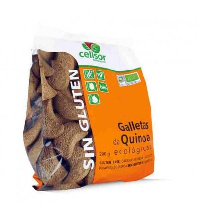 GALLETAS DE QUINOA 200GR SORIA NATURAL