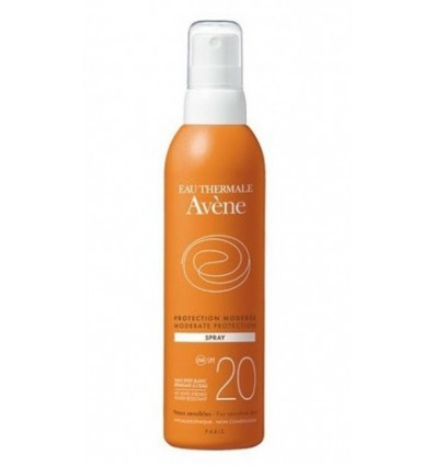 AVÉNE SPRAY SOLAR SPF 20 200 ML