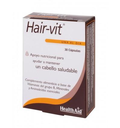 HAIR VIT 30 CAP HEALTH AID