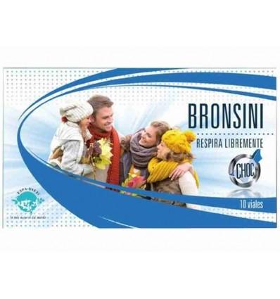 BRONSINI CHOC 10 VIALES ESPADIET
