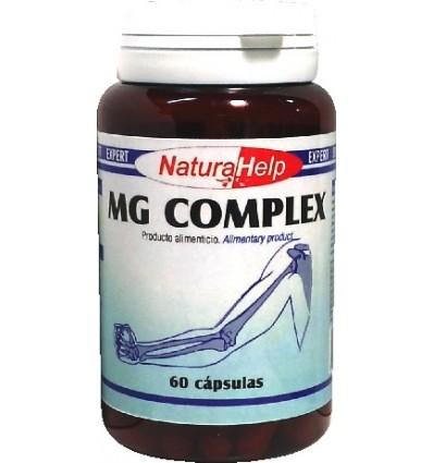 MG COMPLEX 60 COMP NATURAHELP