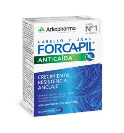 FORCAPIL ANTI CAIDA CABELLO 30 COMP ARKOPHA